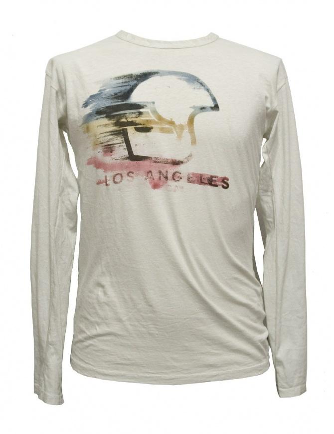 T-shirt Rude Riders manica lunga P94060-84025 t shirt uomo online shopping