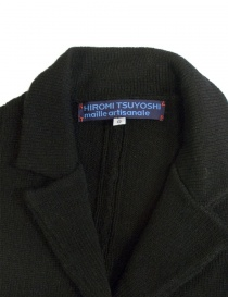 Hiromi Tsuyoshi black jacket price