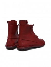 Trippen Solid red ankle boots price