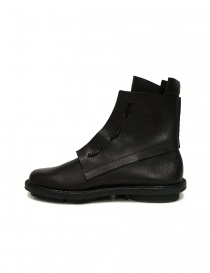 Trippen Solid black ankle boots SOLID-BLK