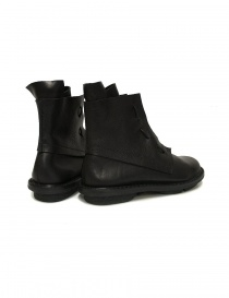 Trippen Solid black ankle boots price