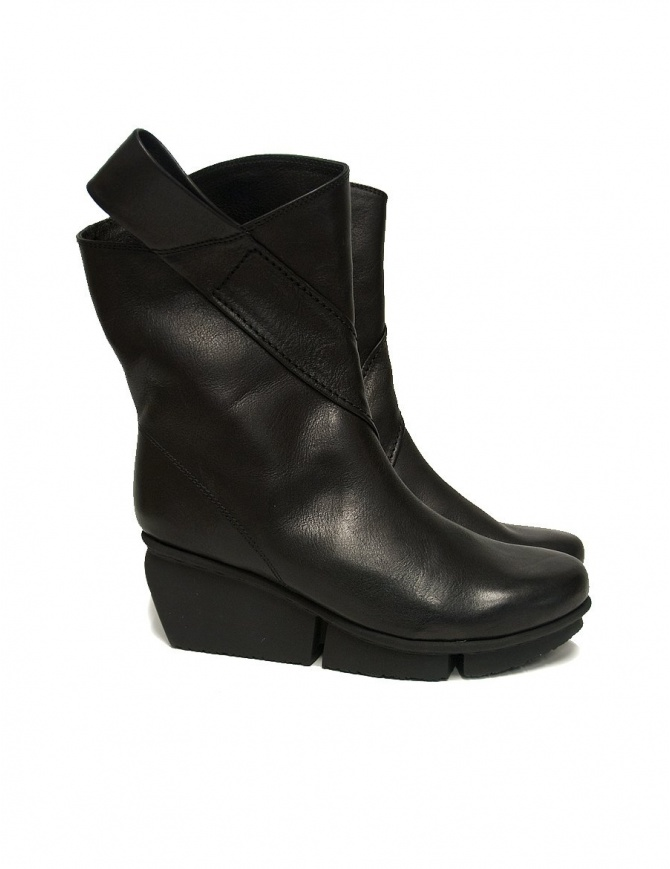 Trippen Clint black ankle boots CLINT BLK womens shoes online shopping