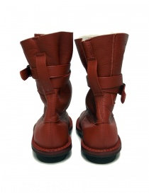 Trippen Fold T for Michael Sontag red ankle boots price