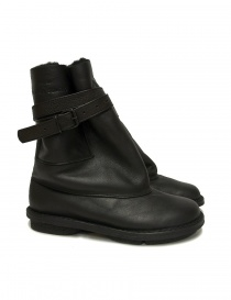 Trippen Fold T for Michael Sontag black ankle boots FOLD_T-BLK order online