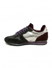 Golden Goose Haus purple gray sneaker