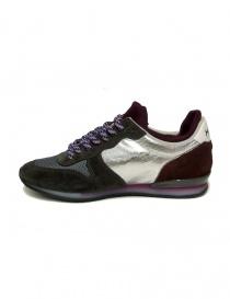 Sneaker Golden Goose Haus grigio viola