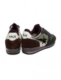 Sneaker Golden Goose Haus grigio viola prezzo
