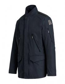 Parajumpers Genesee blue black field jacket