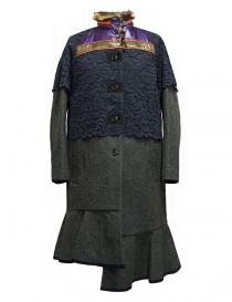 Cappotto Kolor colore grigio online
