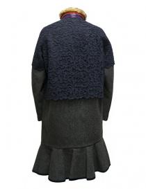 Cappotto Kolor colore grigio prezzo