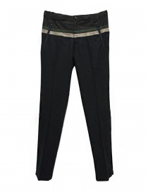 Mens trousers online: Kolor navy pants