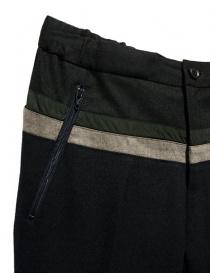 Pantalone Kolor colore blu navy prezzo