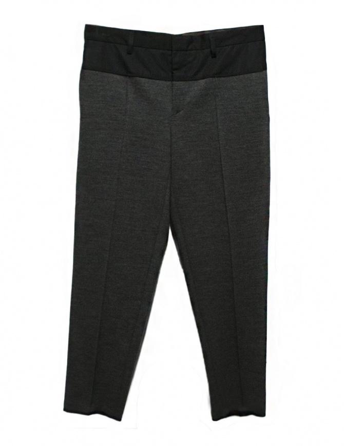 00bf33bbfd Pantalone Kolor colore grigio medio 17WCM-P10201-A-MIDDL pantaloni uomo  online shopping