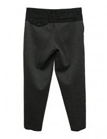 Pantalone Kolor grigio medio in lana