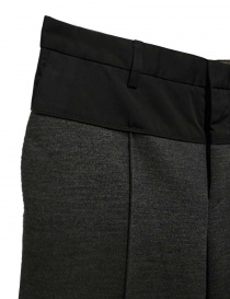 Pantalone Kolor colore grigio medio prezzo