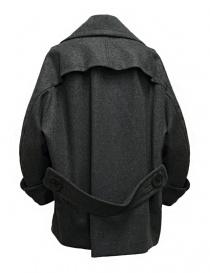 Cappotto oversize Kolor colore grigio prezzo