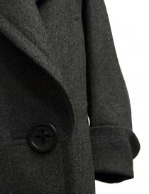 Cappotto oversize Kolor colore grigio cappotti donna acquista online