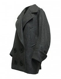 Kolor grey oversized coat buy online