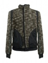 Kolor brown camouflage jacket buy online 17WMC-G19205-A-BROWN