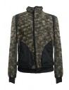 Kolor brown camouflage jacket buy online 17WCM-G19205 A-BROWN
