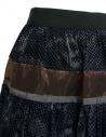 Kolor blue grey skirt 17WPL-S05135 B-BLUE-GRAY price