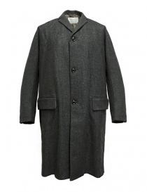 Cappotto Kolor colore grigio melange online