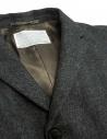 Cappotto Kolor colore grigio melange 17WCM-C01101 B-MELANGE GRAY prezzo