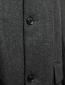 Cappotto Kolor colore grigio melange cappotti uomo acquista online