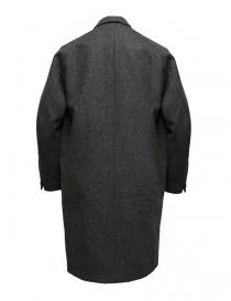 Cappotto Kolor colore grigio melange