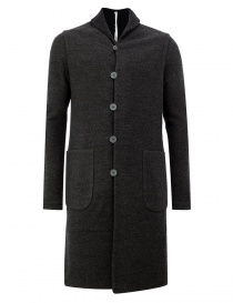 Mens coats online: Label Under Construction Reversible coat