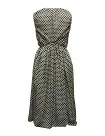 Sara Lanzi pois black and white dress 01F-CSW-19-DRESS-POIS