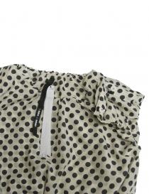Sara Lanzi pois black and white dress price