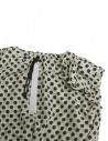 Sara Lanzi pois black and white dress 01F-CSW-19-DRESS-POIS price