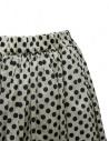 Sara Lanzi black and white pois skirt 03F.CSW.19 SKIRT POIS price