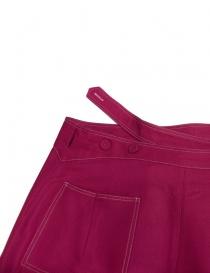 Sara Lanzi cyclamen pink skirt womens skirts buy online