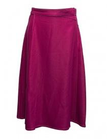 Sara Lanzi cyclamen pink skirt online