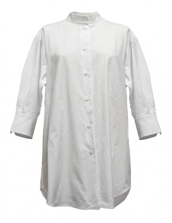 Sara Lanzi white shirt 02G-C001-01-SHIRT-WHI womens shirts online shopping