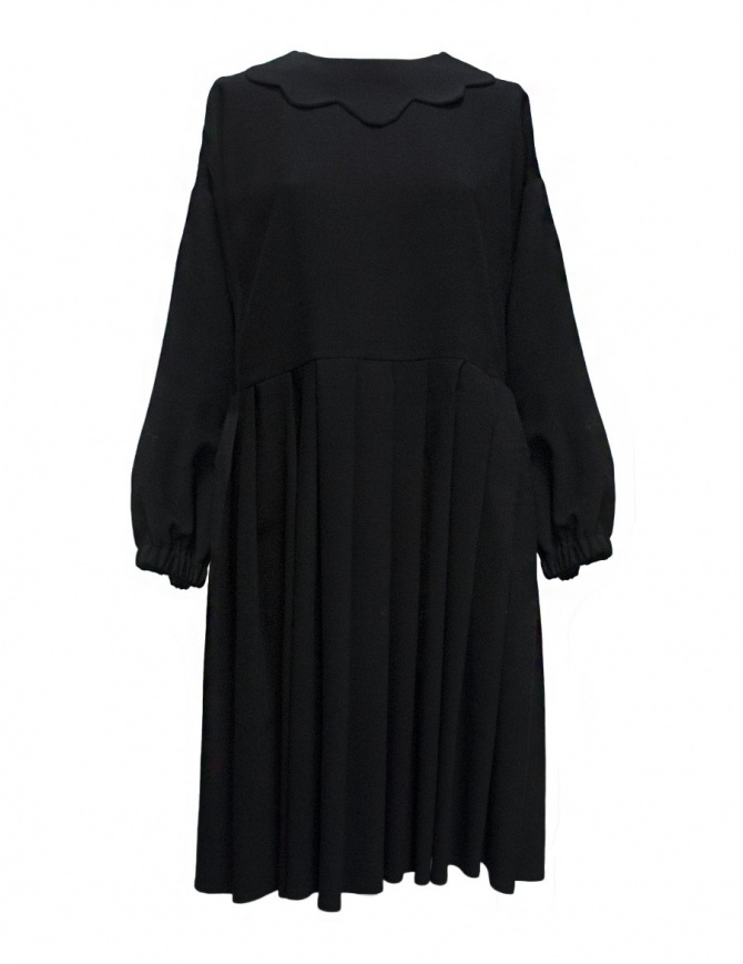 Abito Sara Lanzi colore blu navy 01C-WAL-08-DRESS-NAV abiti donna online shopping