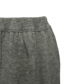 Sara Lanzi gray wool skirt price