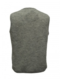 Sara Lanzi gray wool sweater