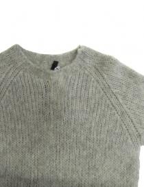 Sara Lanzi gray sweater price