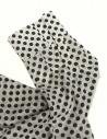 Camicia Sara Lanzi a pois bianco nero 06F-CSW-19-SHIRT-POIS acquista online