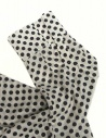 Sara Lanzi black and white dotted shirt 06F.CSW.19 SHIRT POIS buy online