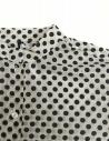 Sara Lanzi black and white dotted shirt 06F.CSW.19 SHIRT POIS price