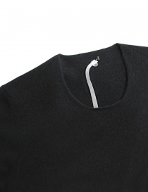 Label Under Construction Punched dark grey sweater price