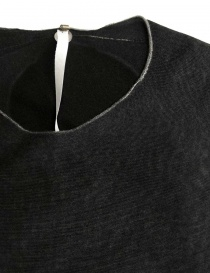 Label Under Construction Arched Printed dark grey sweater price