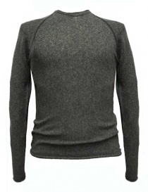 Label Under Construction Zipped Seams Yardstick grey sweater online