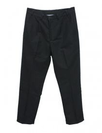 Pantalone chino Camo colore blu notte AB0103-SPECTACULAR order online