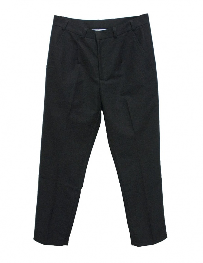 Camo dark blue chino trousers AB0103-SPECTACULAR mens trousers online shopping