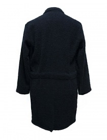 Camo Ribot navy coat